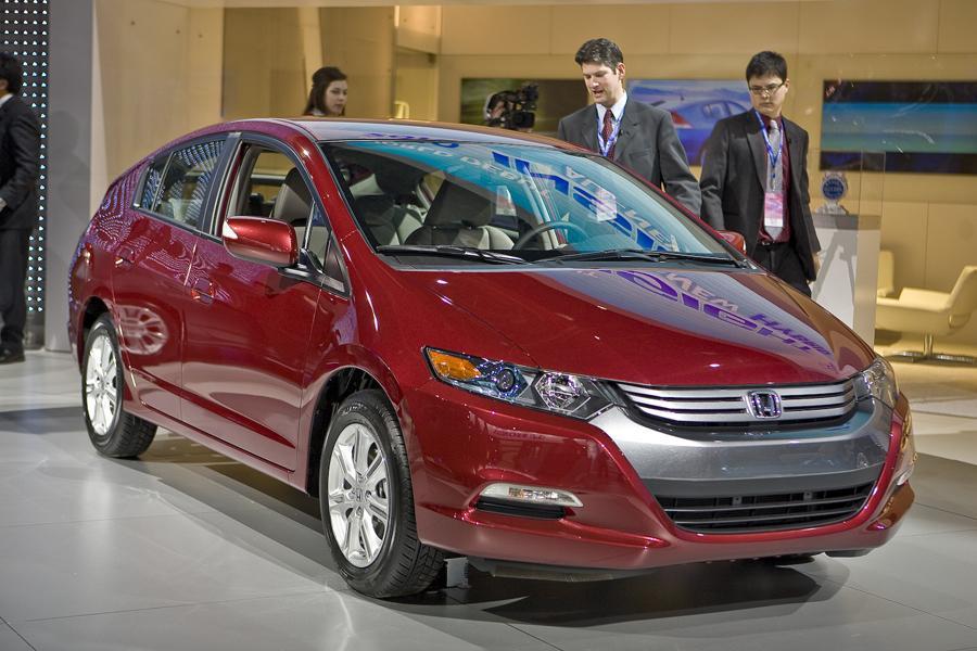 2012 Honda Insight Photo 2 of 6