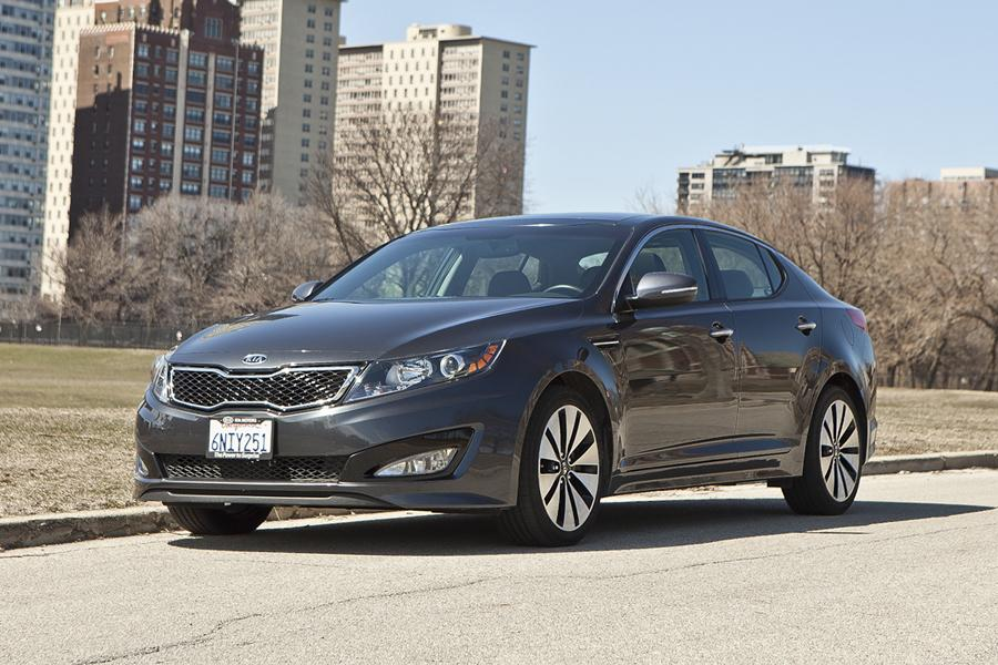 2012 Kia Optima Photo 2 of 16