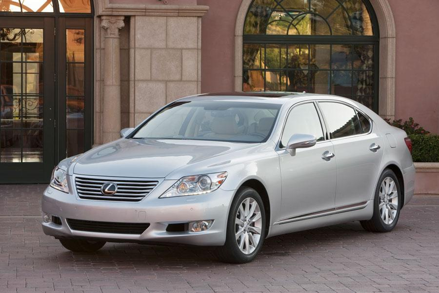 2012 Lexus LS 460 Photo 2 of 18