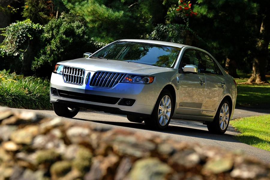 2012 Lincoln MKZ Hybrid Photo 2 of 6