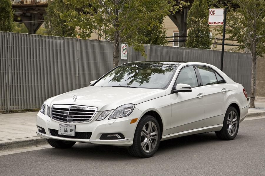 2012 Mercedes-Benz E-Class Photo 1 of 7