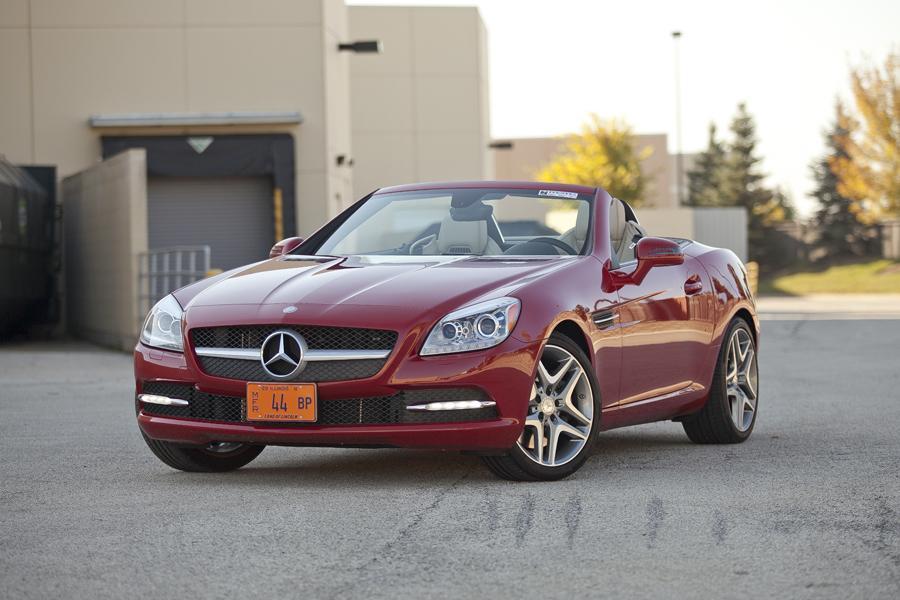 2012 Mercedes-Benz SLK-Class Photo 1 of 12