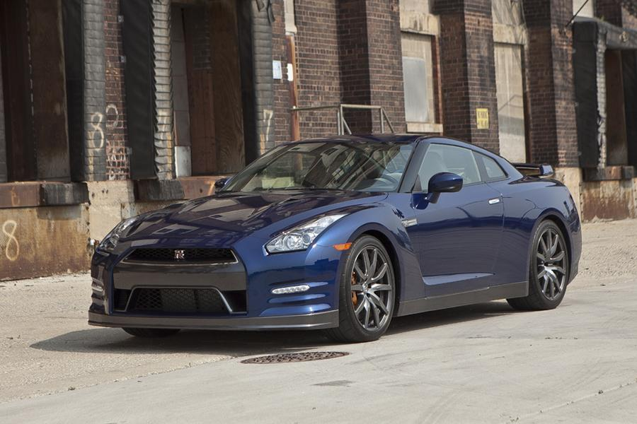 2012 Nissan GT-R Photo 3 of 12