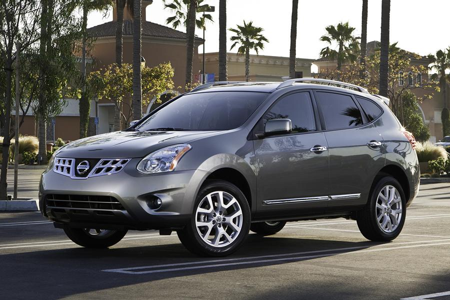 2012 Nissan Rogue Overview Cars Com