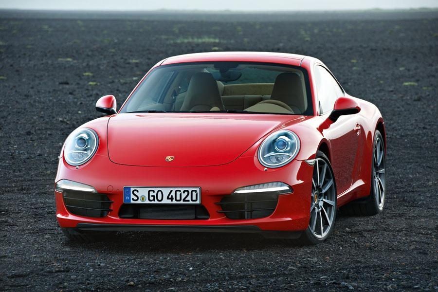 2012 Porsche 911 Photo 2 of 27