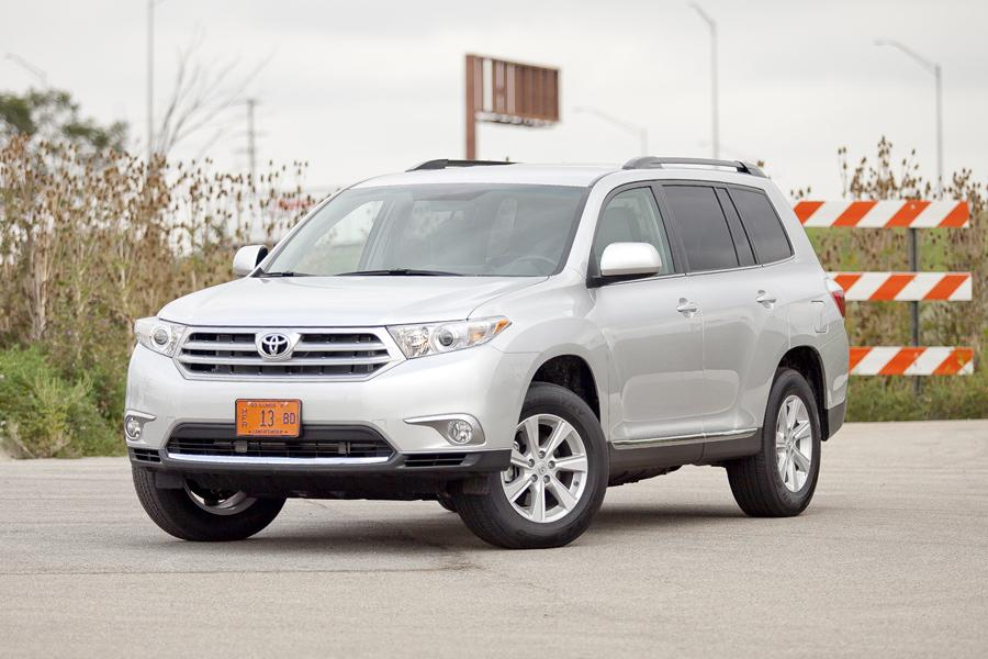 2012 Toyota Highlander Photo 3 of 12