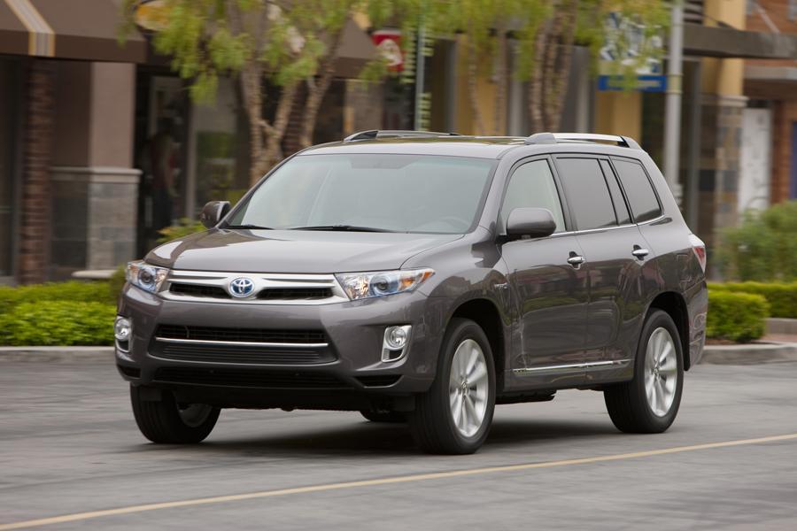 2012 Toyota Highlander Hybrid Photo 2 of 4
