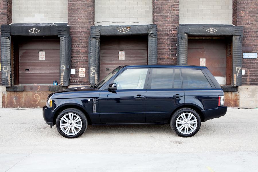 2012 Land Rover Range Rover Photo 2 of 21