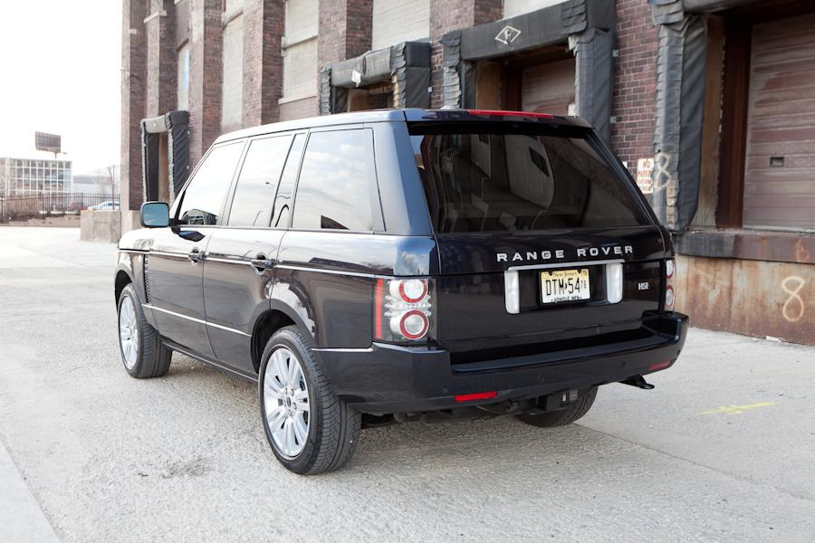 2012 Land Rover Range Rover Photo 5 of 21