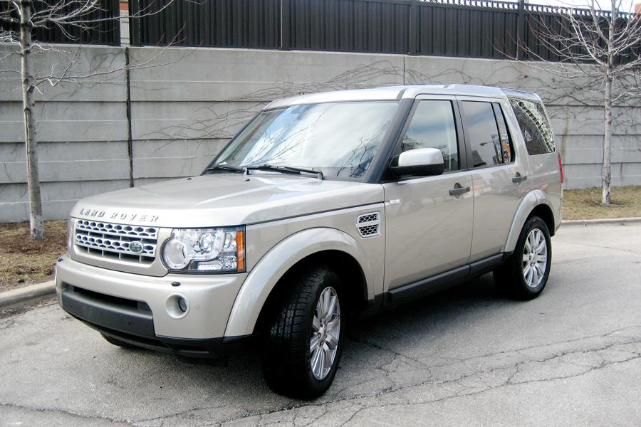 2012 Land Rover LR4 Photo 1 of 6