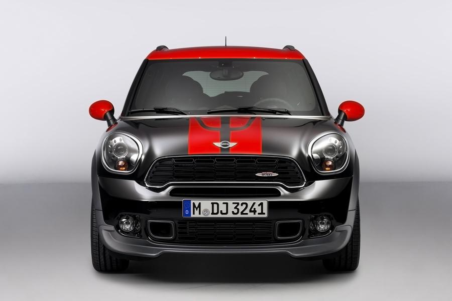 2012 mini cooper countryman overview. Black Bedroom Furniture Sets. Home Design Ideas