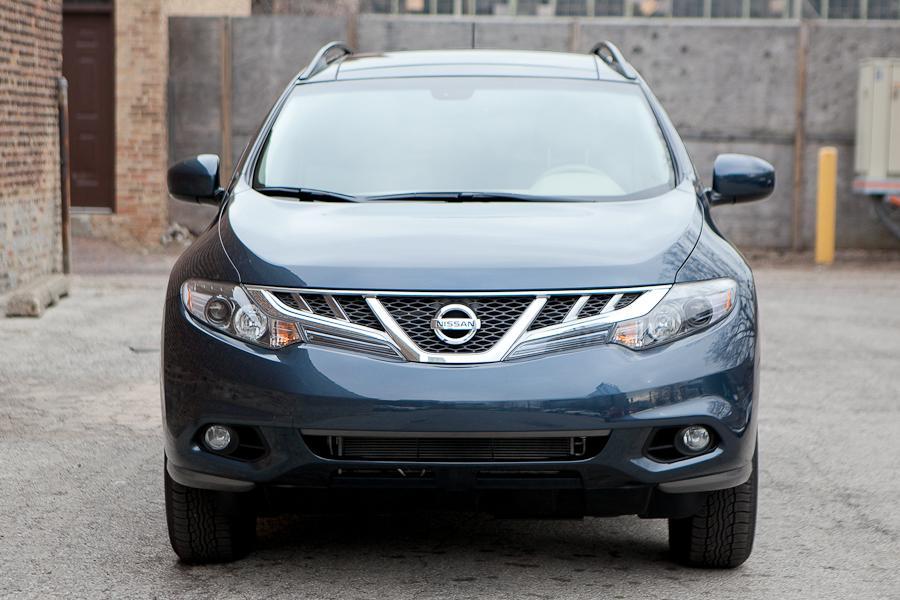 2012 Nissan Murano Photo 2 of 17