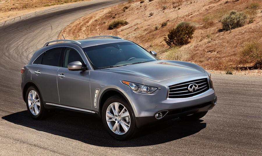 INFINITI FX35 Sport Utility Models, Price, Specs, Reviews | Cars.com