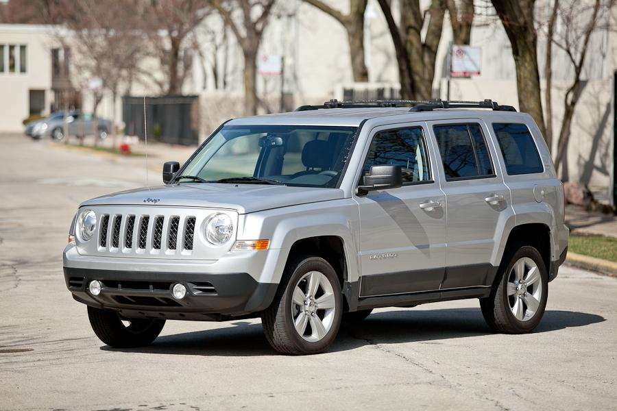 2012 Jeep Patriot Overview Cars