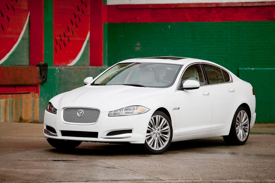 2012 Jaguar XF Photo 1 of 21