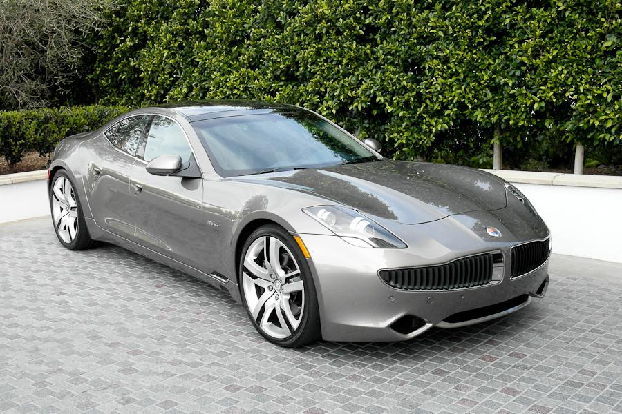 2012 Fisker Karma Photo 1 of 17