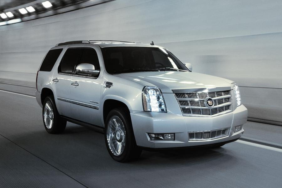 2012 Cadillac Escalade Photo 1 of 7