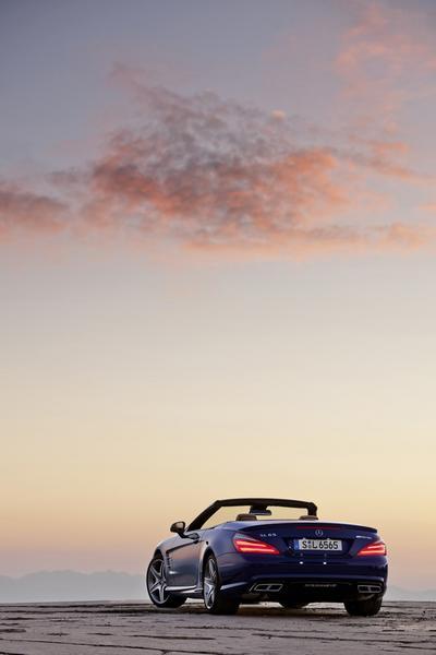 2013 Mercedes-Benz SL-Class Photo 6 of 10