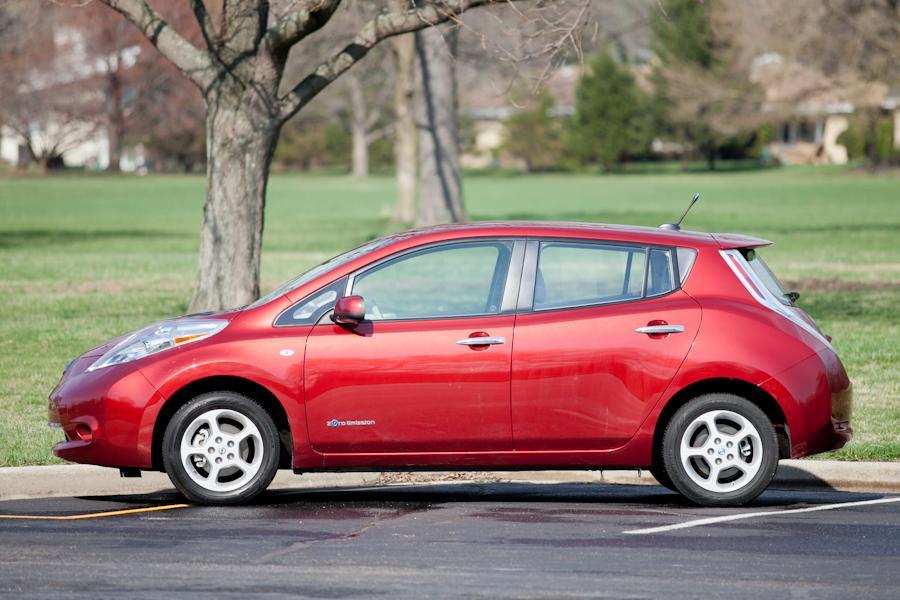 2012 Nissan Leaf Photo 3 of 16