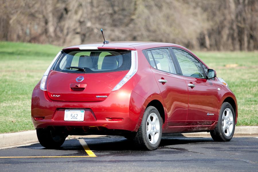 2012 Nissan Leaf Photo 5 of 16