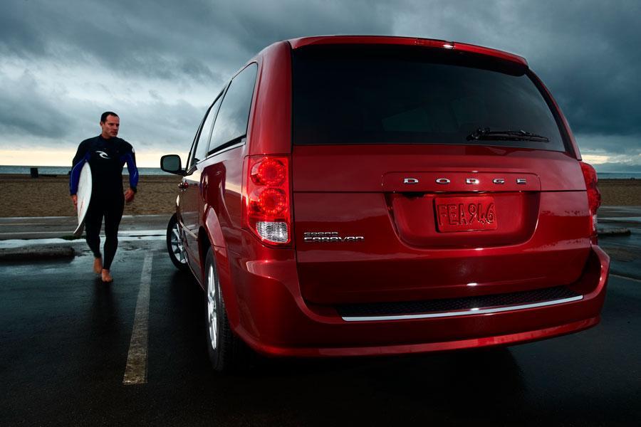 2012 Dodge Grand Caravan Photo 4 of 5