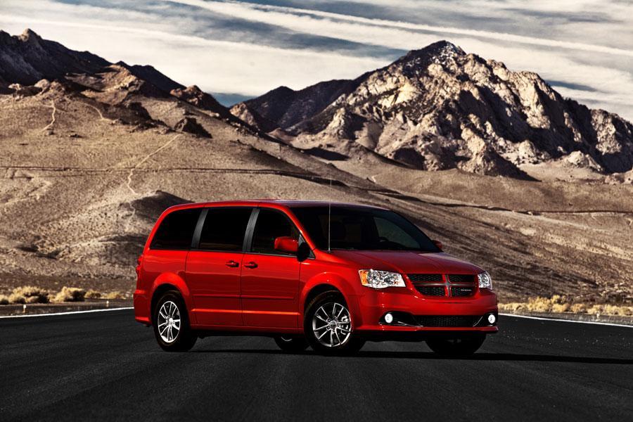 2012 Dodge Grand Caravan Overview  Carscom
