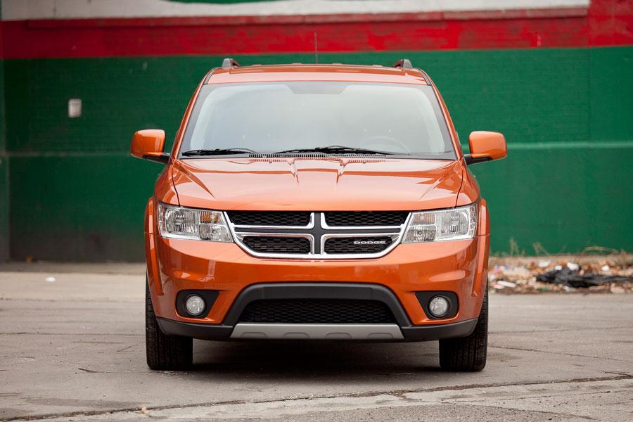 2012 Dodge Journey Photo 2 of 6