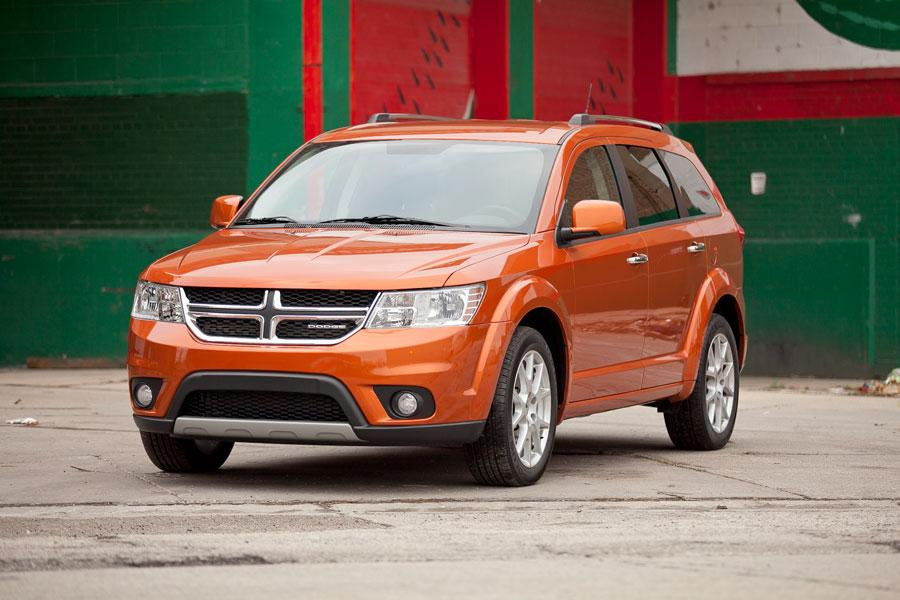 2012 Dodge Journey Photo 3 of 6