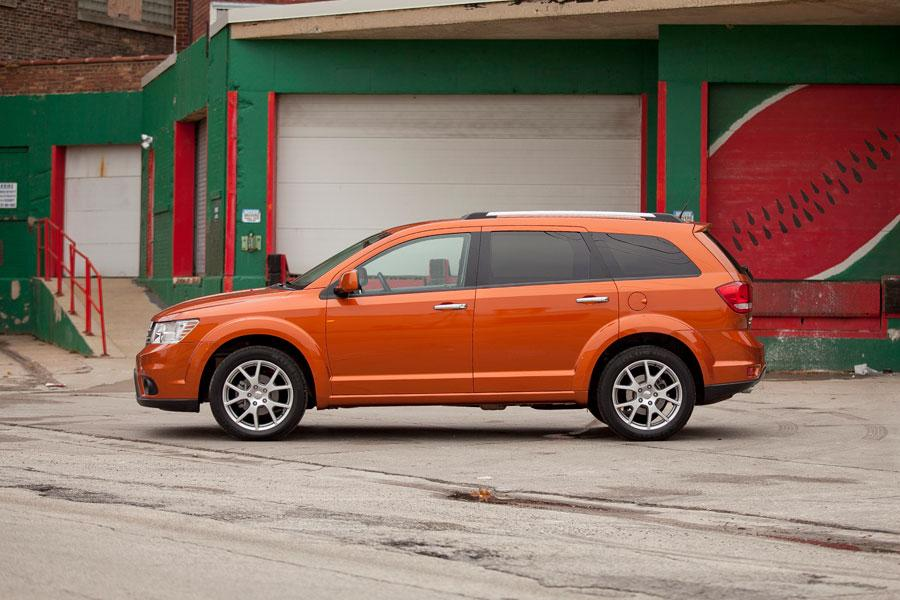 2012 Dodge Journey Photo 4 of 6