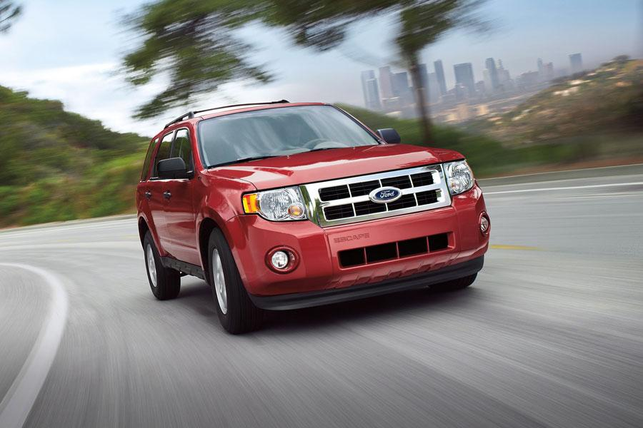 2012 Ford Escape Overview  Carscom