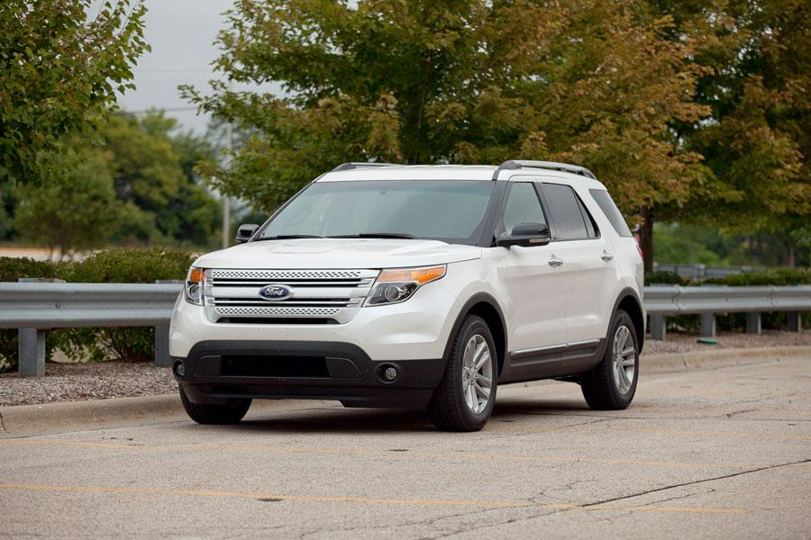 2012 Ford Explorer Photo 1 of 5