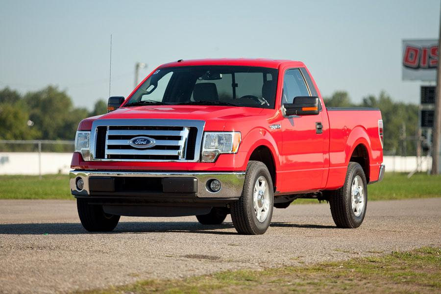 2012 Ford F-150 Photo 4 of 25