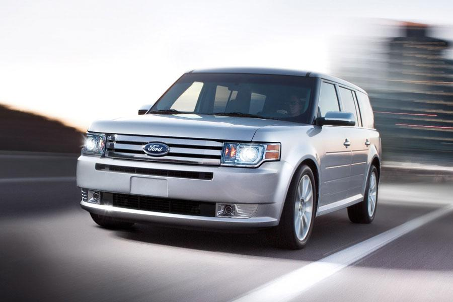2012 Ford Flex Photo 3 of 5