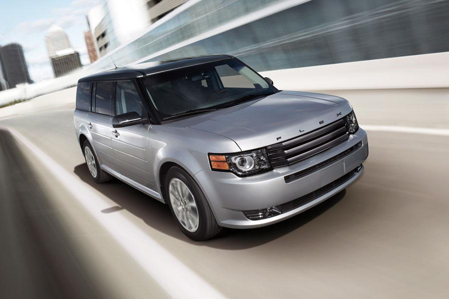 2012 Ford Flex Photo 4 of 5