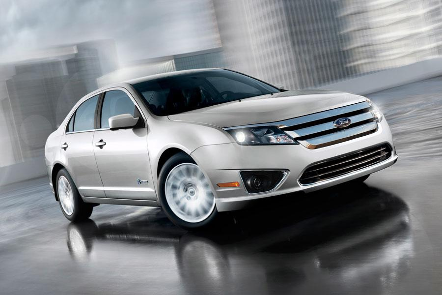 2012 Ford Fusion Hybrid Photo 3 of 6