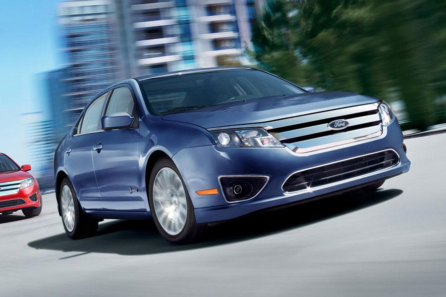 2012 Ford Fusion Hybrid Photo 4 of 6
