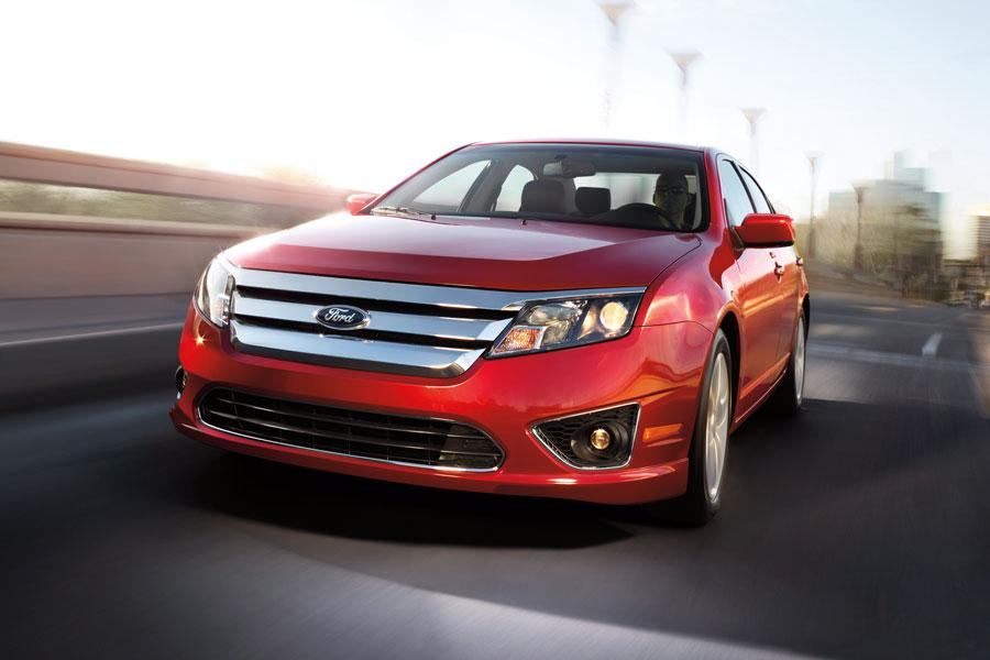 2012 Ford Fusion Hybrid Photo 5 of 6