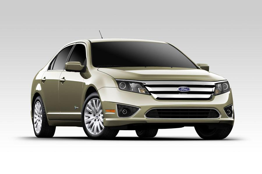 2012 Ford Fusion Hybrid Photo 1 of 6