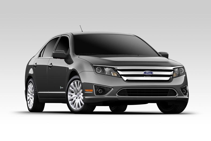 2012 Ford Fusion Hybrid Overview Cars Com