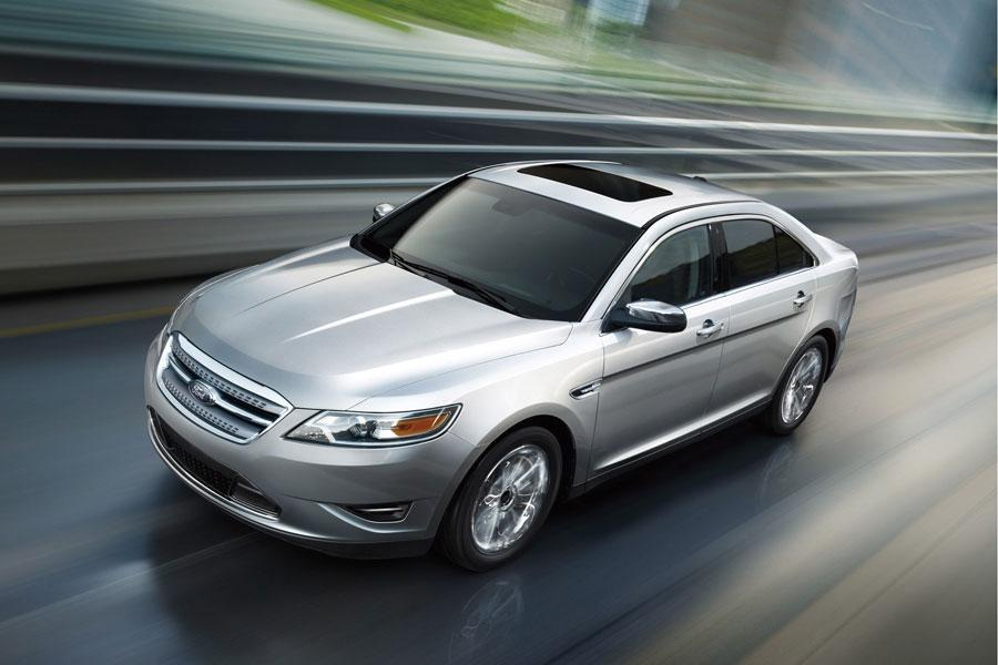 2012 Ford Taurus Photo 1 of 6