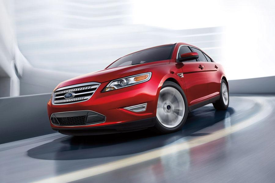 2012 Ford Taurus Overview Cars Com