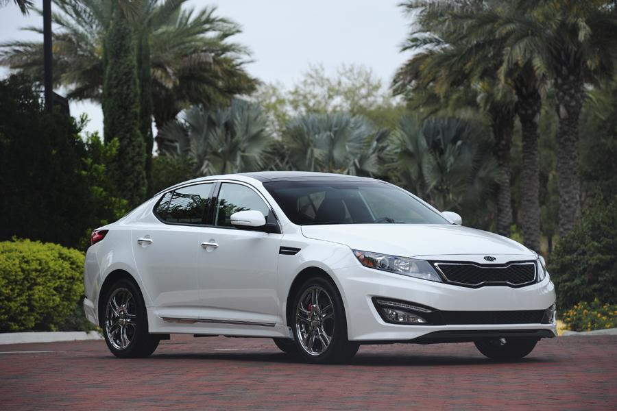 2012 Kia Optima Photo 1 of 16