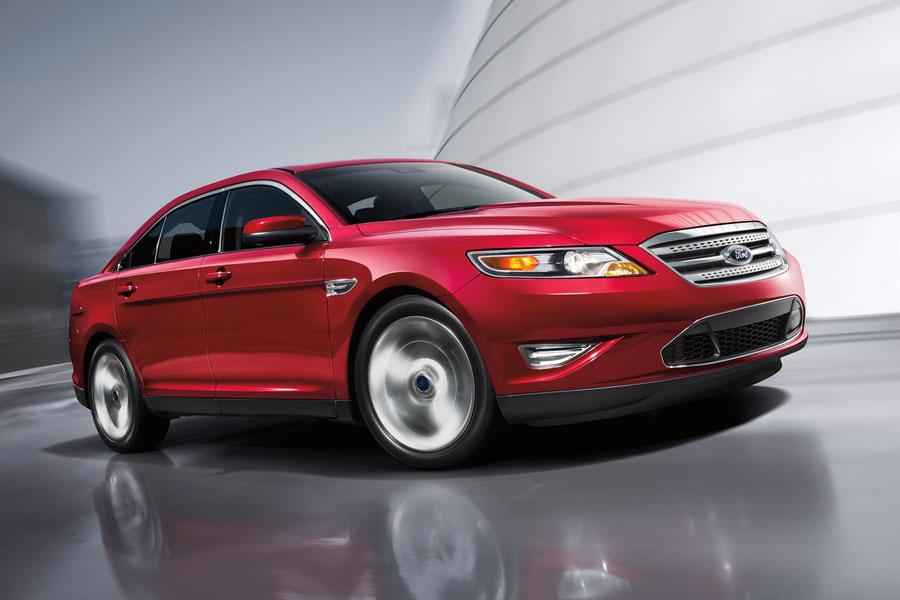 2012 Ford Taurus Photo 6 of 6