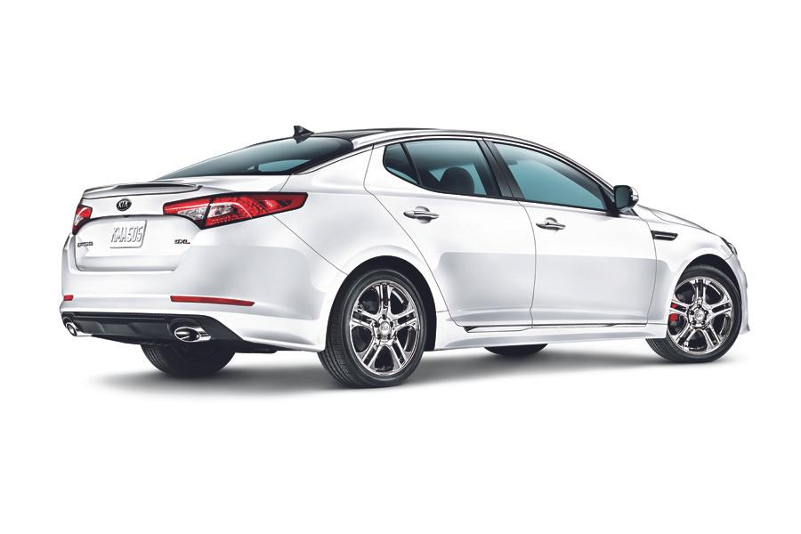 2012 Kia Optima Specs Pictures Trims Colors Cars Com
