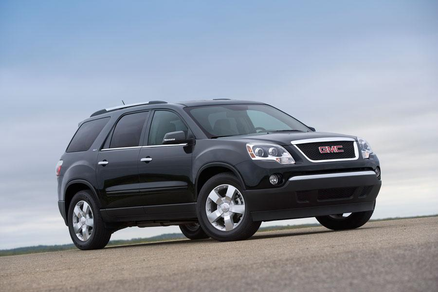 2012 GMC Acadia Photo 3 of 5