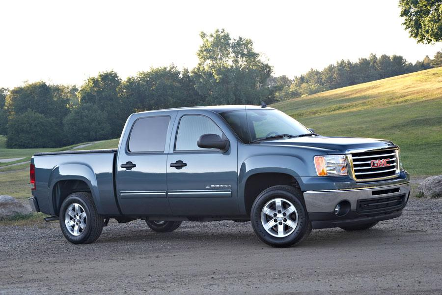 2012 gmc sierra 1500 reviews specs and prices. Black Bedroom Furniture Sets. Home Design Ideas