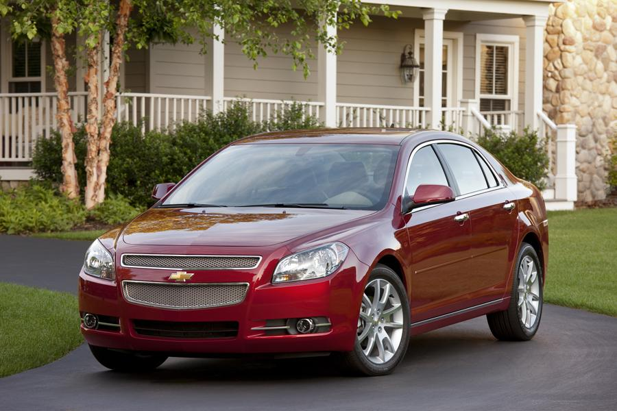 2012 Chevrolet Malibu Photo 3 of 5