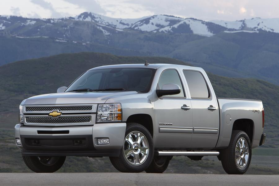 2012 Chevrolet Silverado 1500 Photo 1 of 8