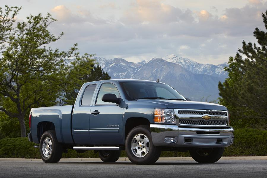 2012 Chevrolet Silverado 1500 Photo 2 of 8