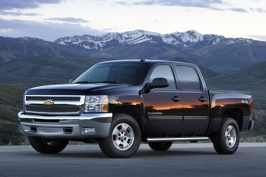 2012 Chevrolet Silverado 1500 Photo 4 of 8